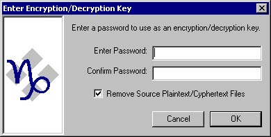 Encryption Toolkit 2003 Trial Edition